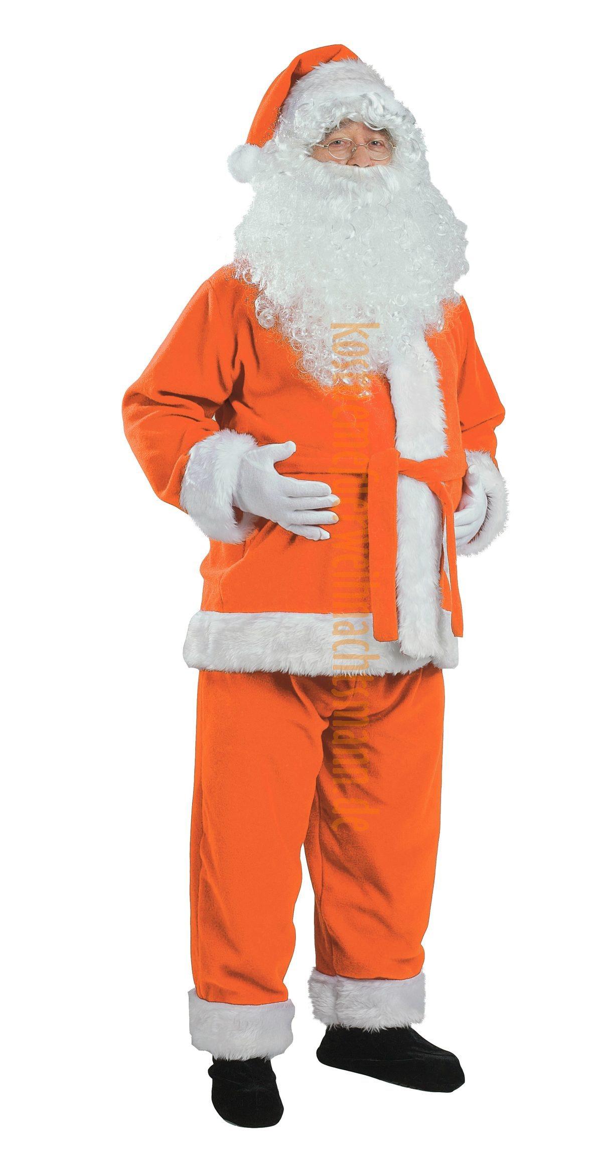 weihnachtsmannkostüm kaufen günstig